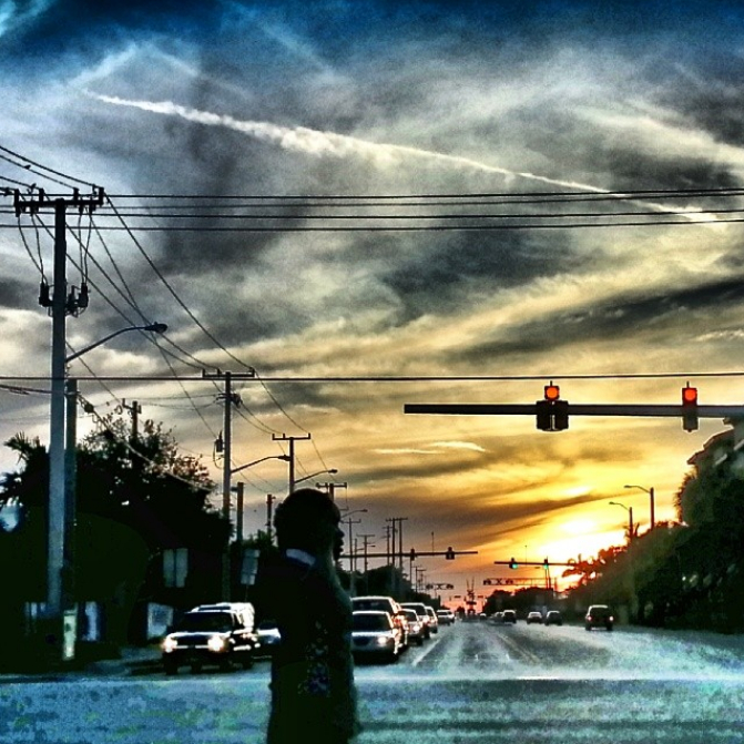 Samsung GS3, App: A Better Camera. Edited in Snapseed and Instagram