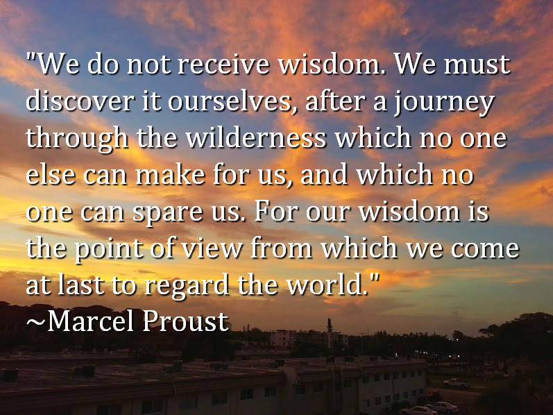 Proust Quote